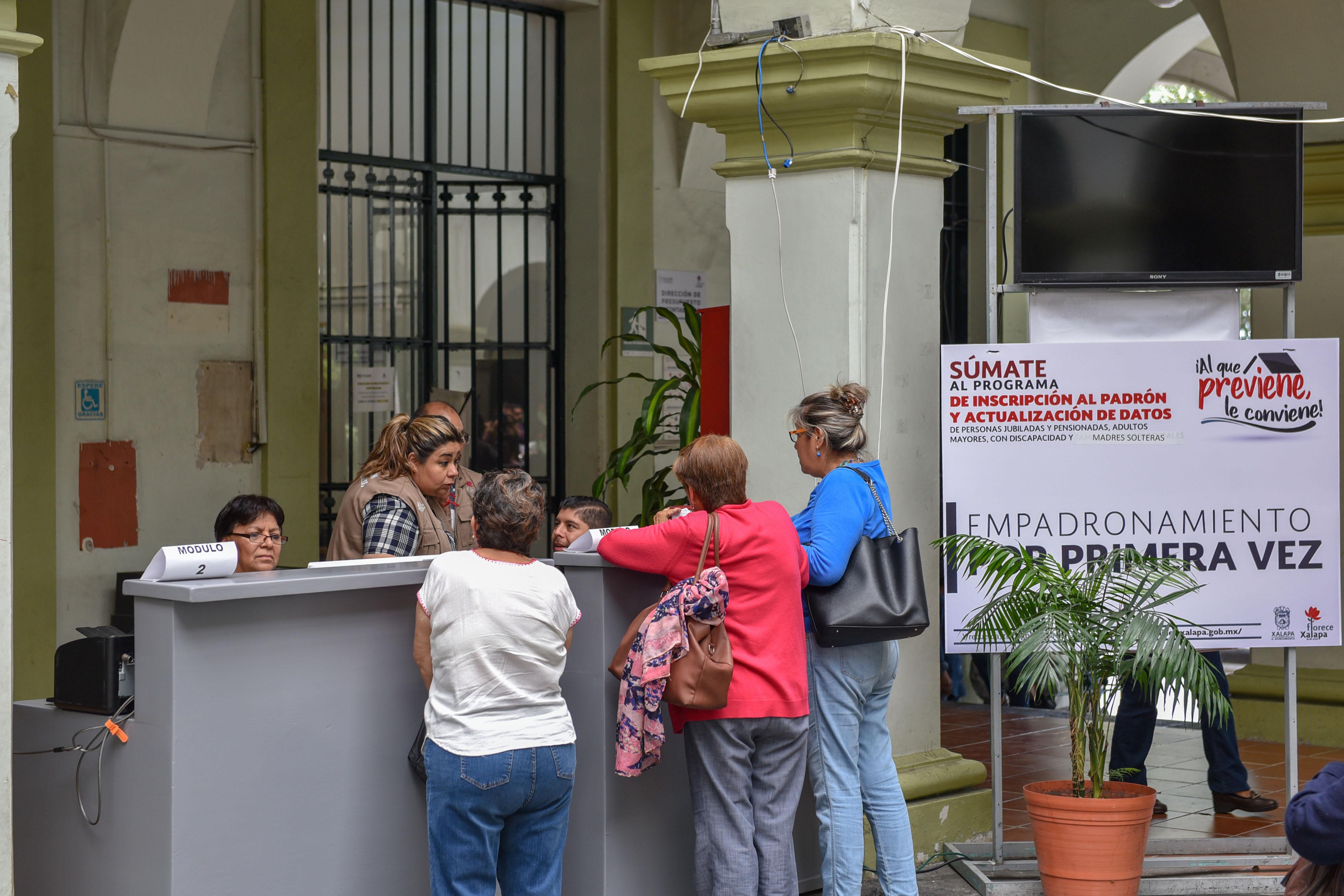Ayuntamiento de Xalapa invita con descuentos a regularizar predial