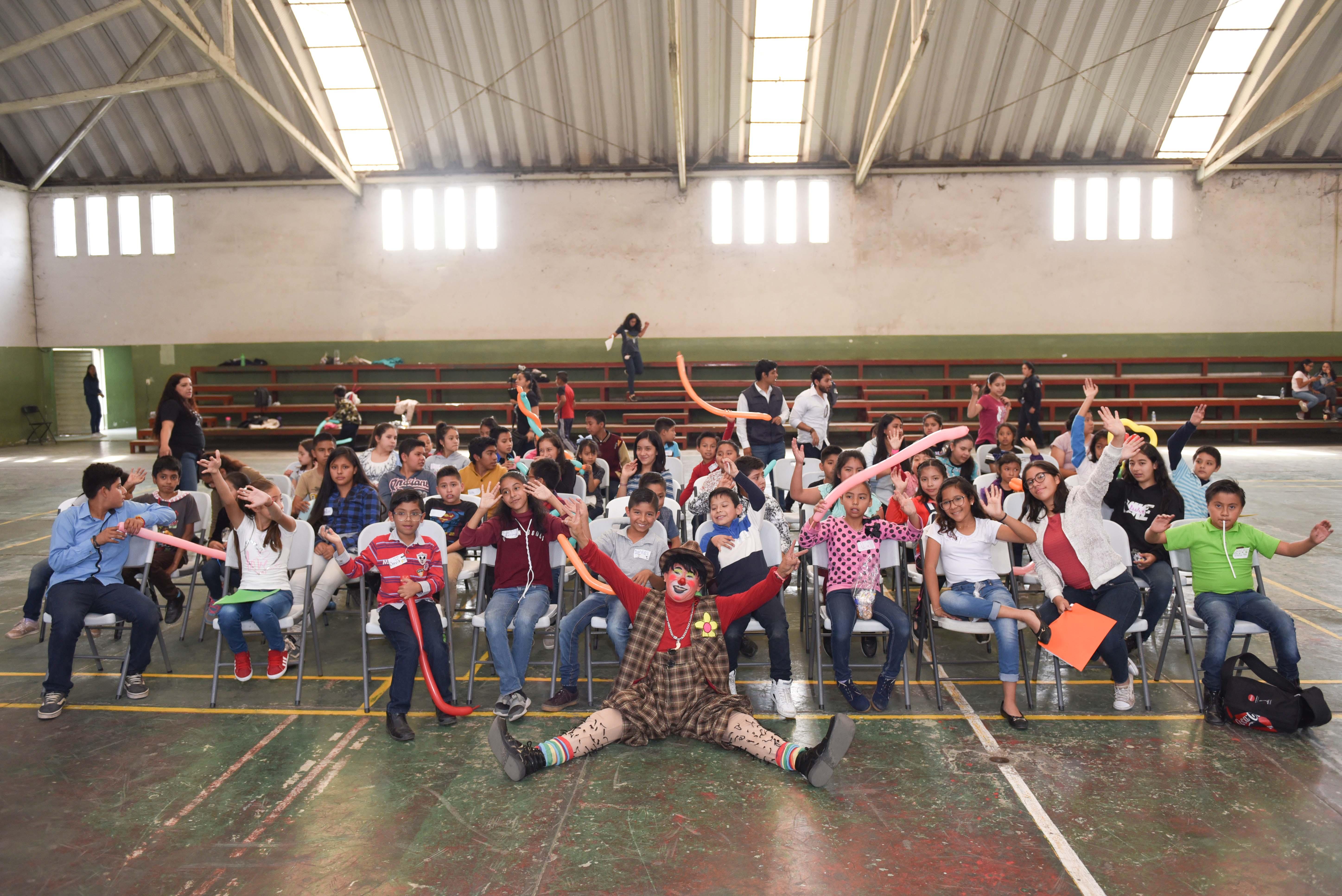 Xalapa, pionero en participación infantil y adolescente