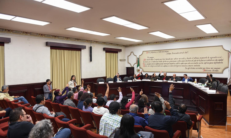 Consejo de Desarrollo Municipal aprueba más recursos para obras en Xalapa