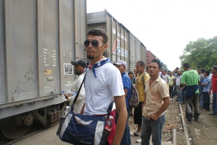 Investiga CNDH agresión a 20 migrantes que viajaban en La Bestia