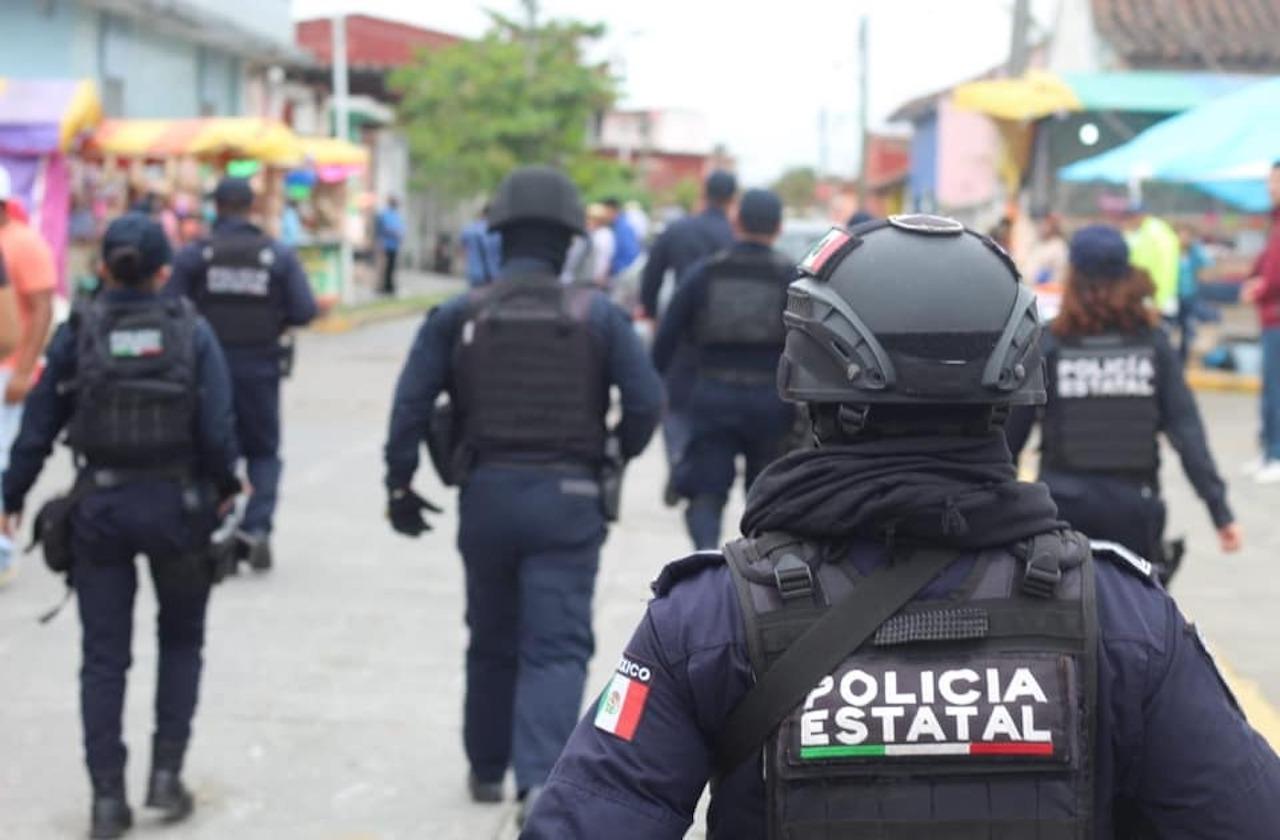 19 detenidos tras primeros operativos del 2021 en Veracruz