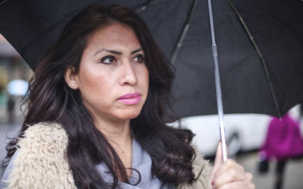 Veracruzana transgénero es premiada en Nueva York