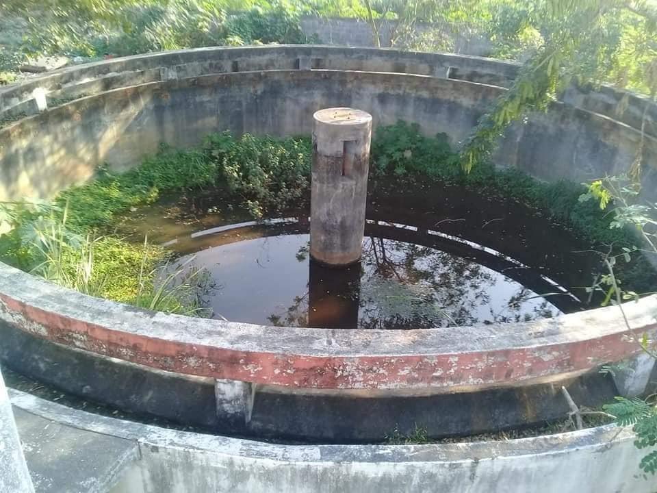 Con instalaciones abandonadas, Grupo MAS y CAB cobran por tratamiento de agua