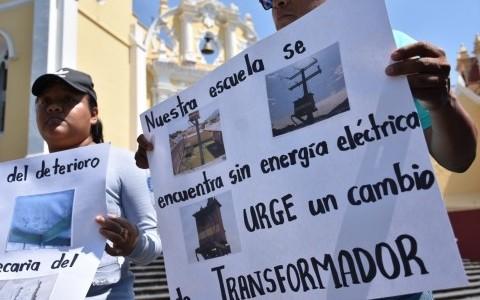Denuncian el mal estado del Centro de Atención Múltiple 15 de Orizaba