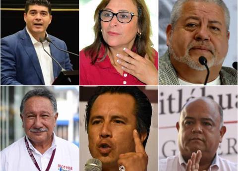 ¿Quiénes son los nuevos rostros de la clase política en Veracruz?