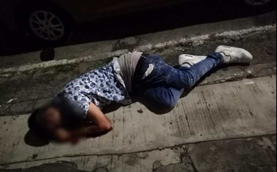 Detienen a presunto ladrón en Veracruz, y propinan golpiza