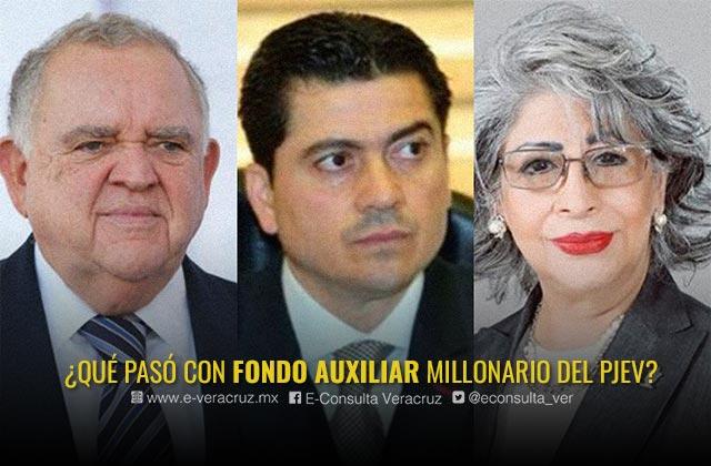 """""""Desapareció"""" Fondo Auxiliar millonario del Poder Judicial"""