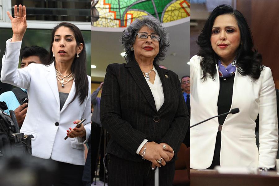Las mujeres en el poder en gobierno de Cuitláhuac García