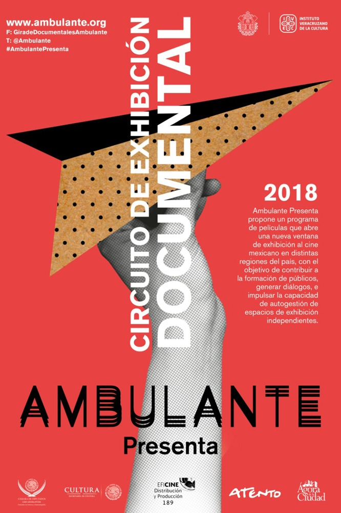 Gira 'Ambulante Presenta' 2018 llega a Xalapa