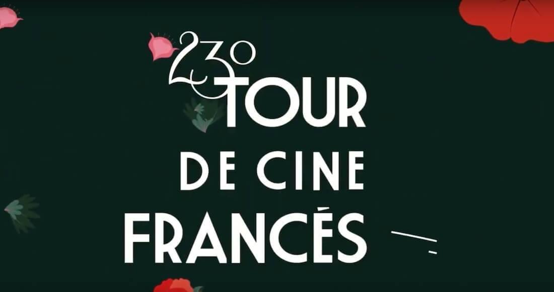 Llega a México la 23 Edición del Tour de Cine Francés