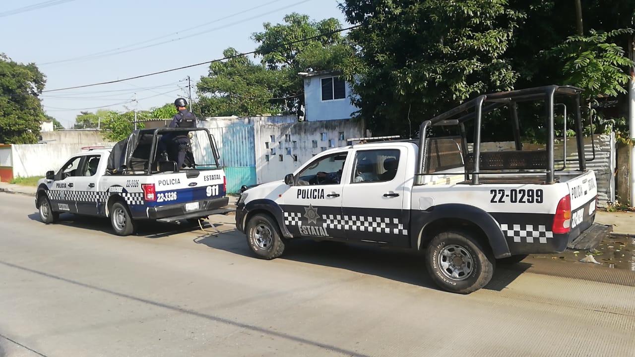 Cambian repentinamente a mando de SSP en Las Choapas