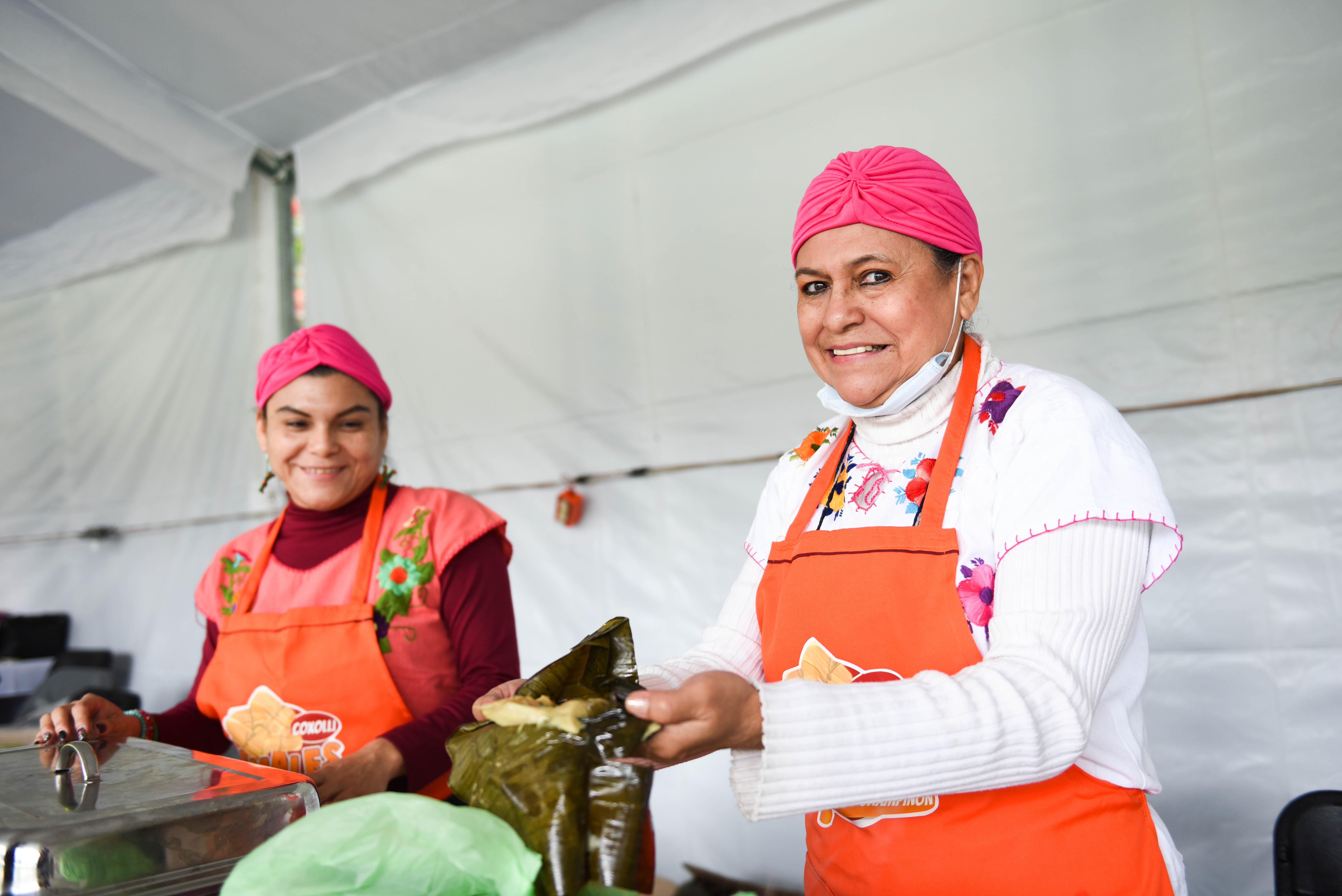 Todo lo que debes saber sobre la Feria del Tamal en Xalapa