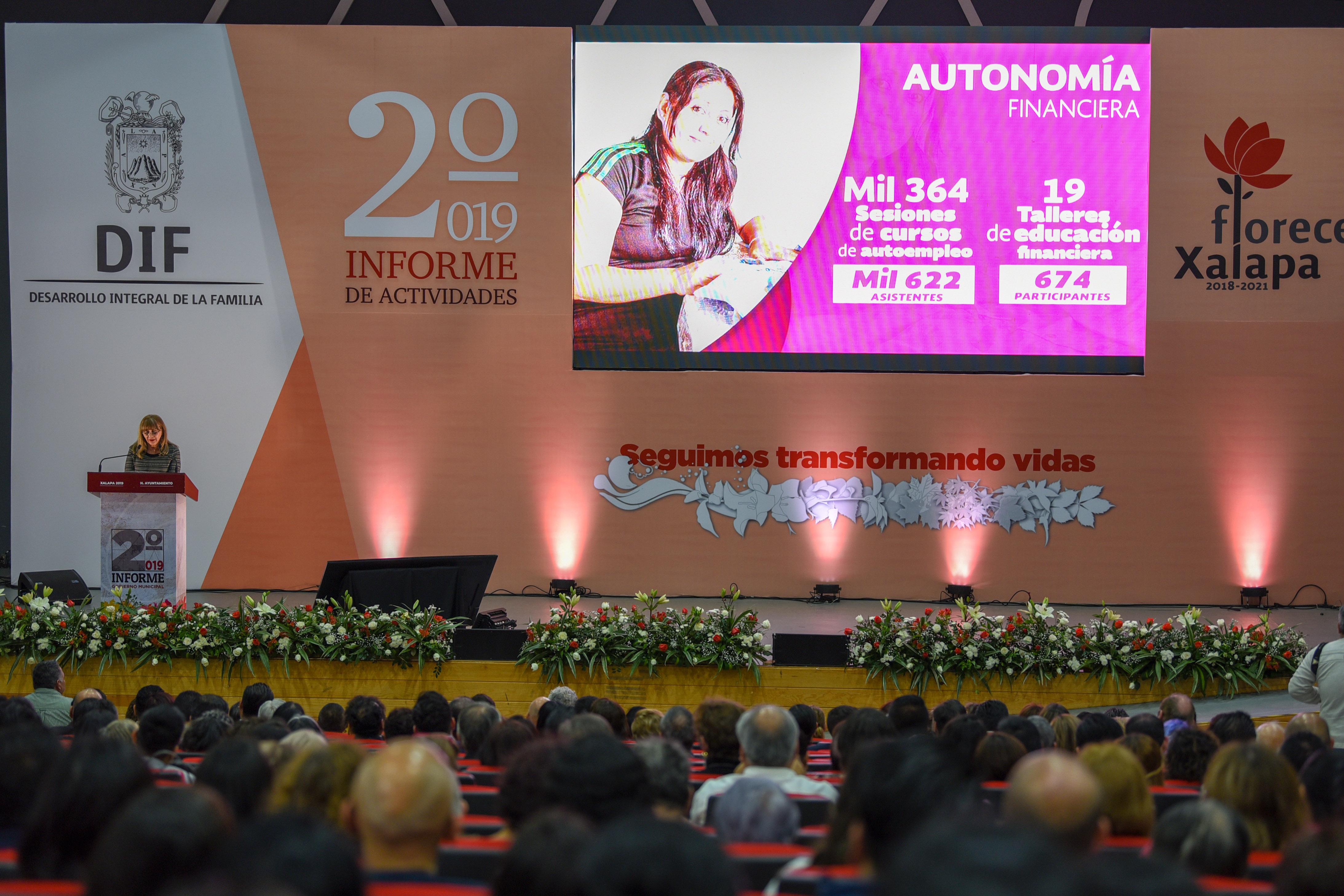 DIF Municipal de Xalapa, empoderando  a la población más vulnerable
