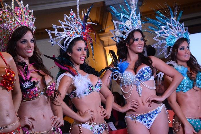 Todo listo para el Carnaval de Veracruz 2014