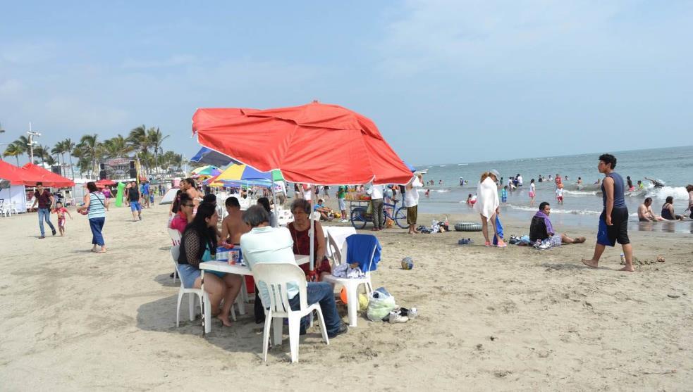 Seis menores se han extraviado en playas: PC