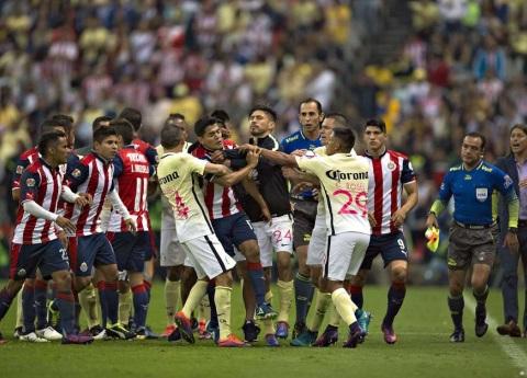 Semana de clásicos en el futbol mexicano