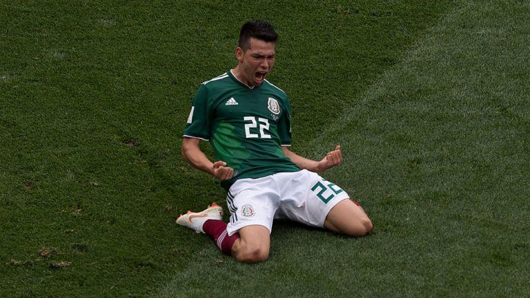 ¡Primer partido, México le gana a Alemania en mundial 2018!