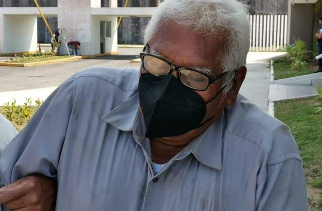 Don Duner denuncia golpiza recibida por agente municipal de Coatza