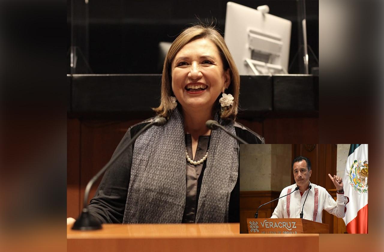 Gobierno de Cuitláhuac es lamentable: senadora Xóchilt Gálvez