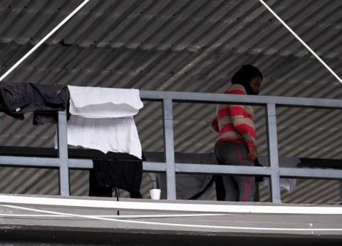 Ya están en CDMX los primeros migrantes