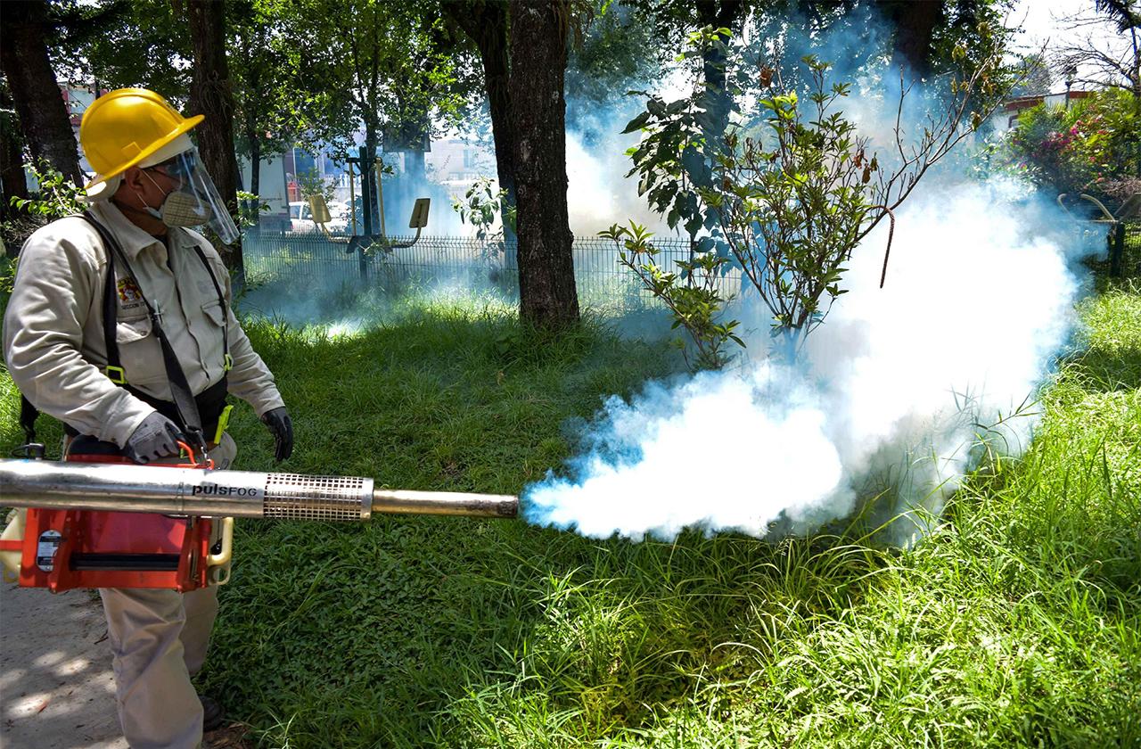 Realizará Ayuntamiento de Xalapa fumigación contra dengue en colonias