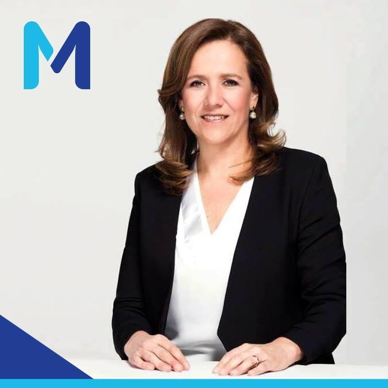 Margarita Zavala renuncia al PAN y se va