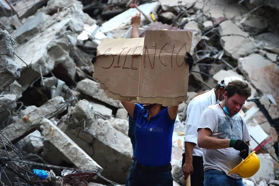 No hay más niños entre escombros del Colegio Rébsamen: Marina