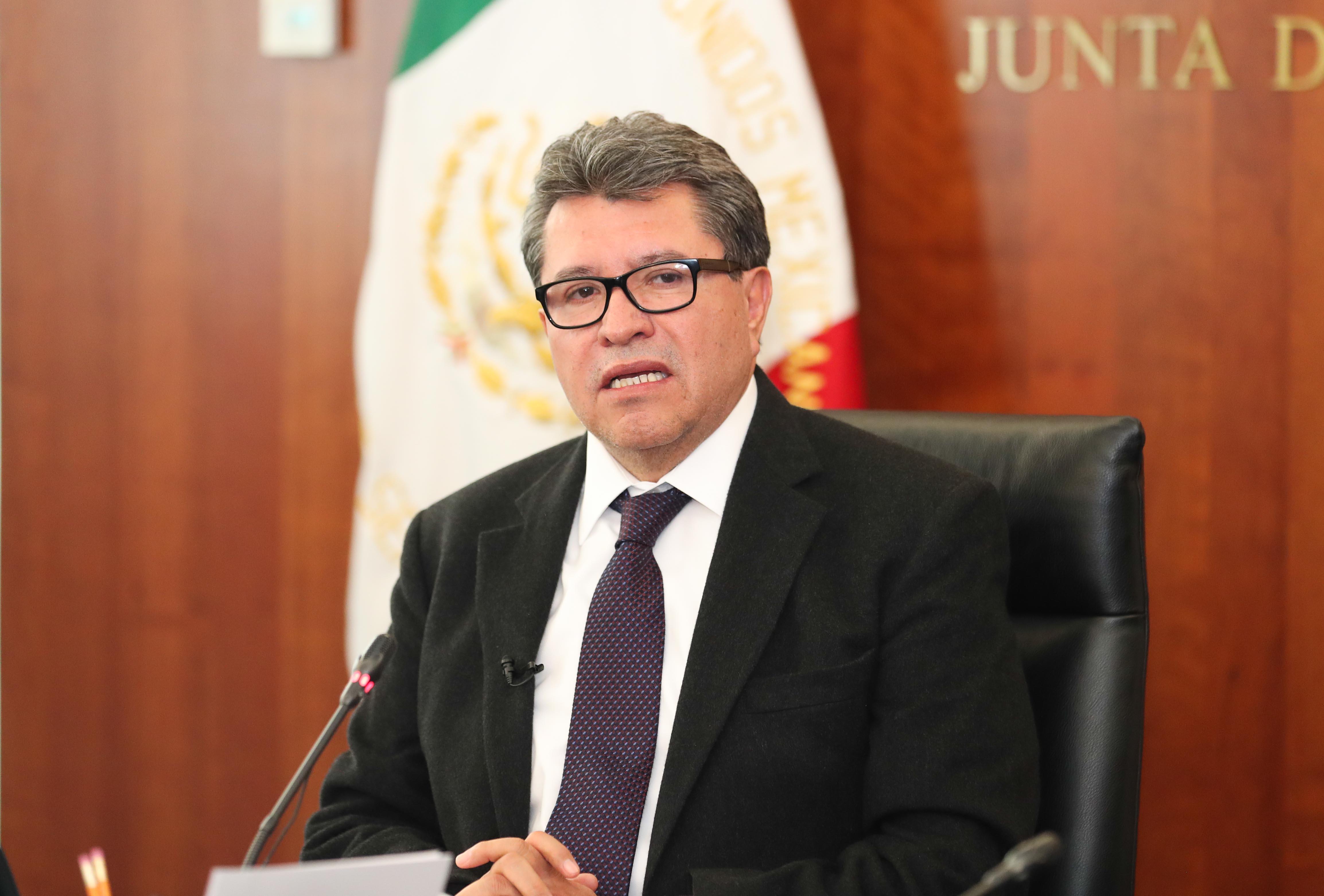 La renuncia de Urzúa, previsible: Ricardo Monreal