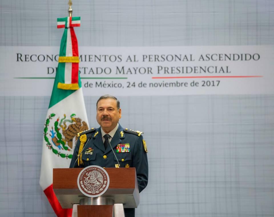 Transición presidencial: inicia desmantelamiento del Estado Mayor