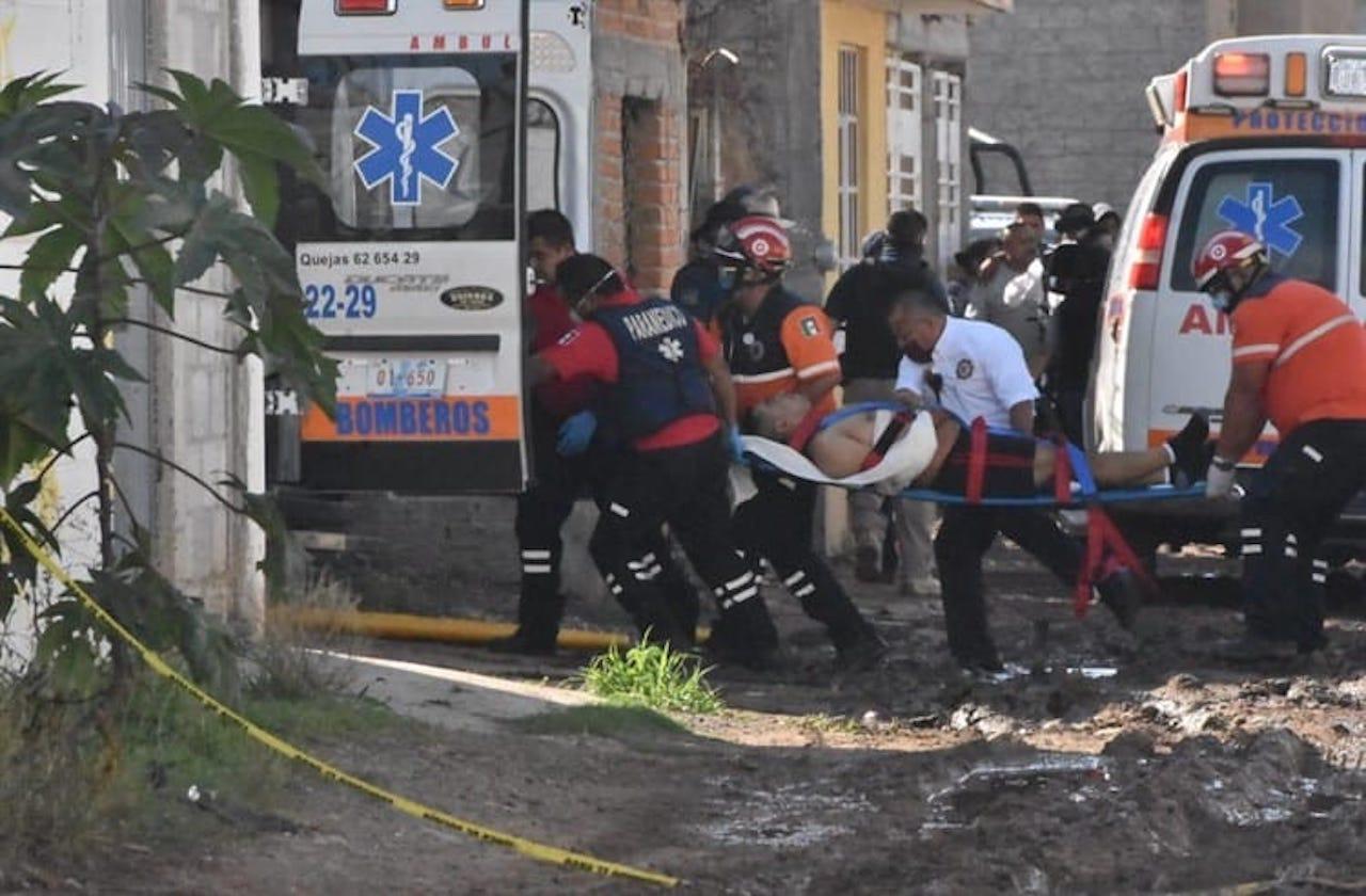 Masacre en anexo clandestino de Irapuato; hay 27 muertos