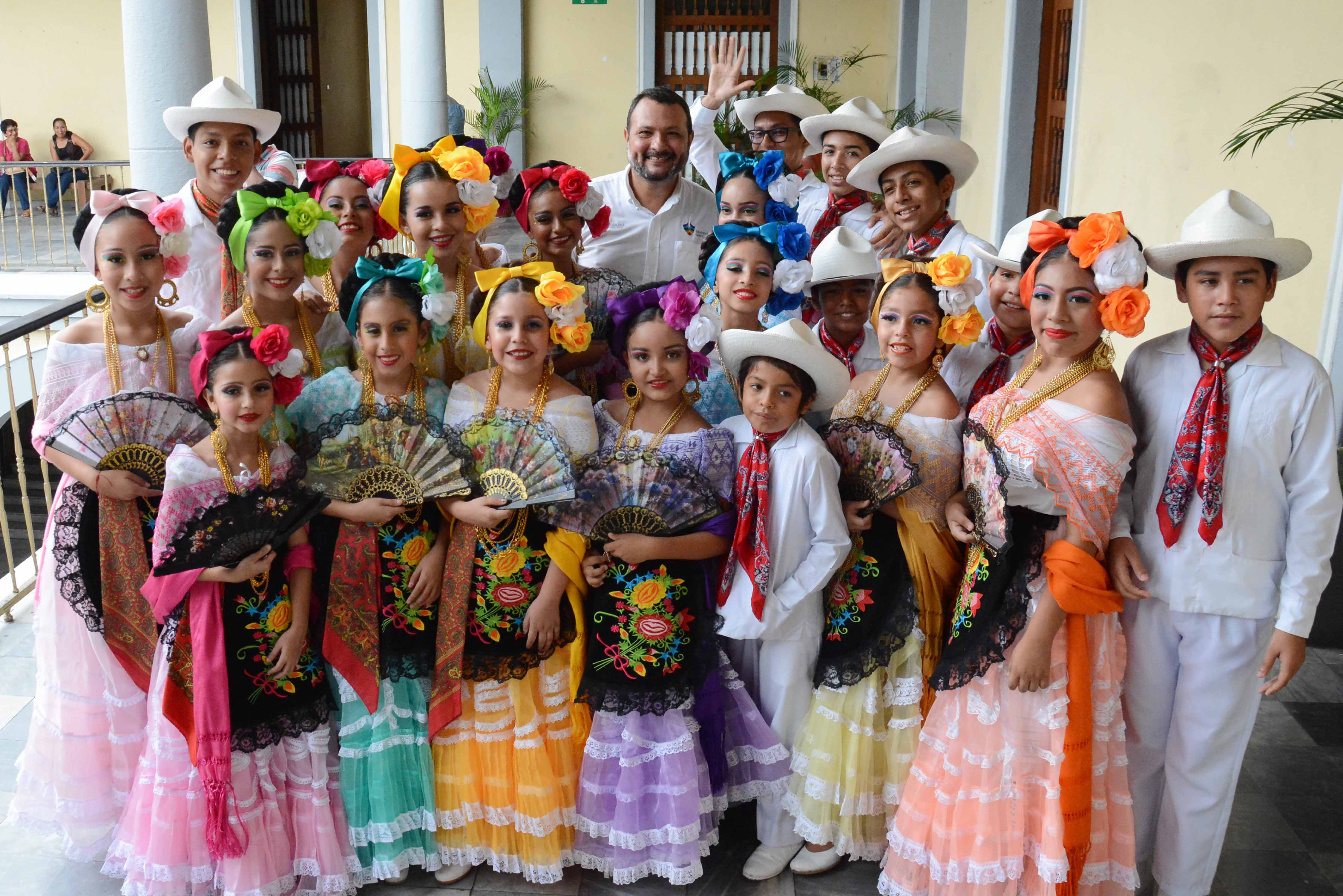 Inaugura Gobierno Municipal de Veracruz Talleres de Verano en el Museo de la Ciudad