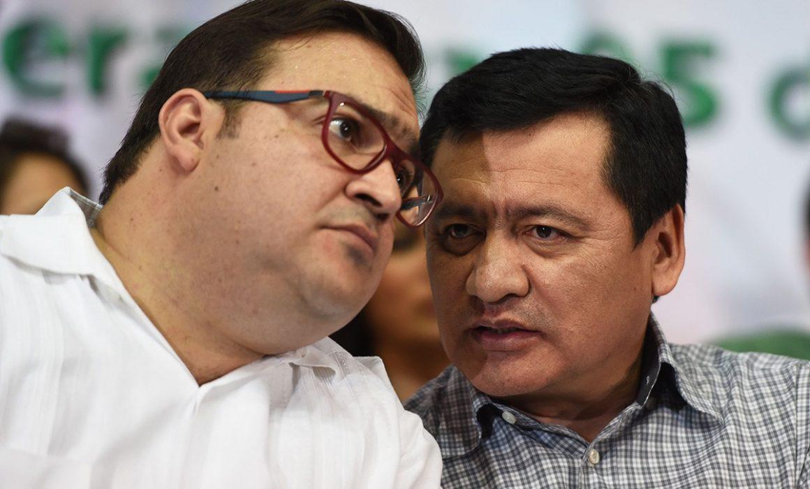 Niega Osorio Chong su participación en pacto con Duarte