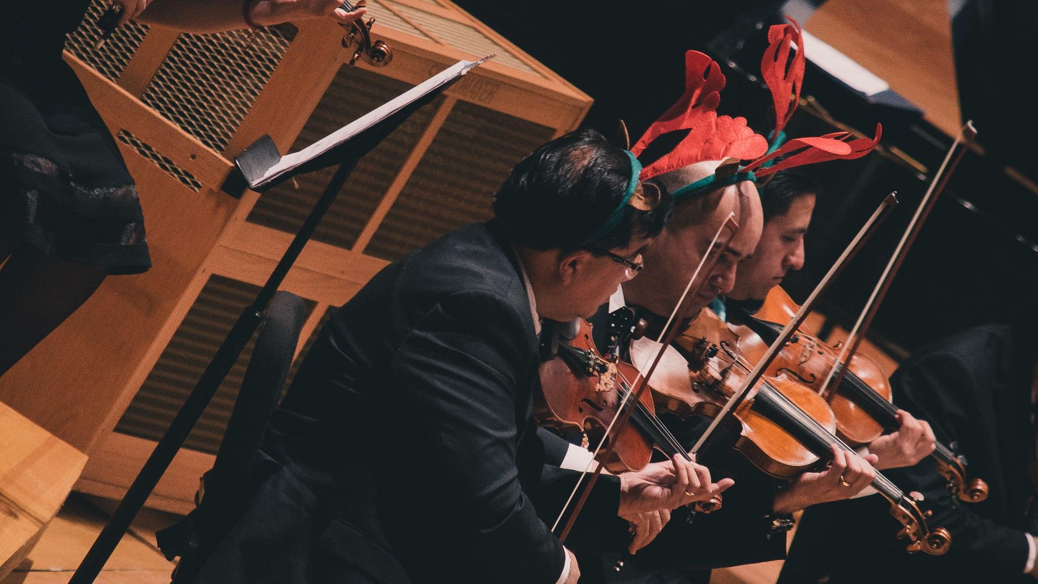 Desempolva el espíritu navideño con el concierto de la Orquesta Sinfónica y grupos UV