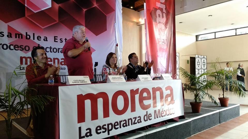 Morena renovará dirigencia estatal a partir de agosto