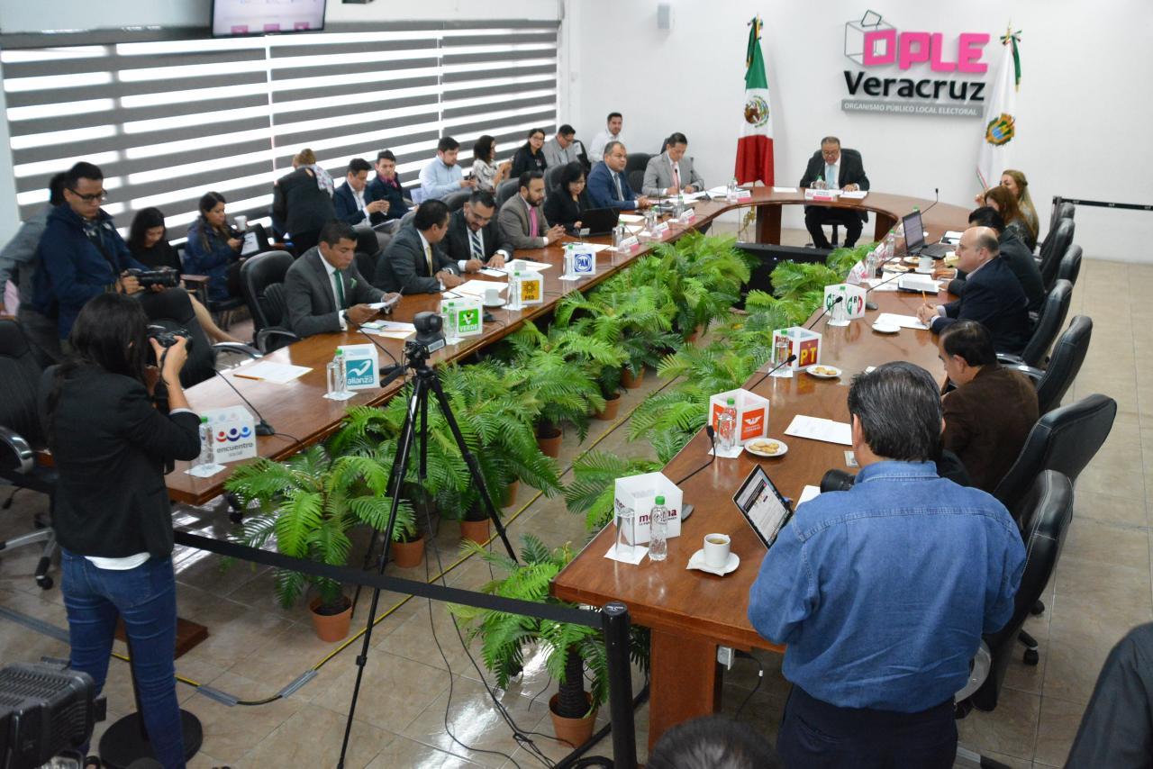 Concluye cómputo municipal de elecciones extraordinarias