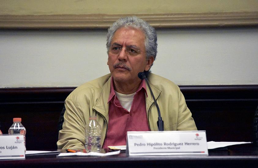 Seguridad está en manos del Estado: Hipólito tras supuesta balacera en Xalapa