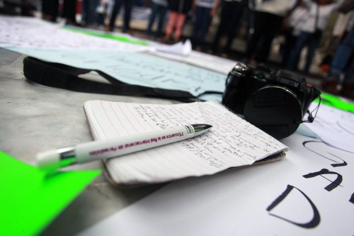 Veracruz, la entidad más peligrosa en 2015 para ejercer el periodismo