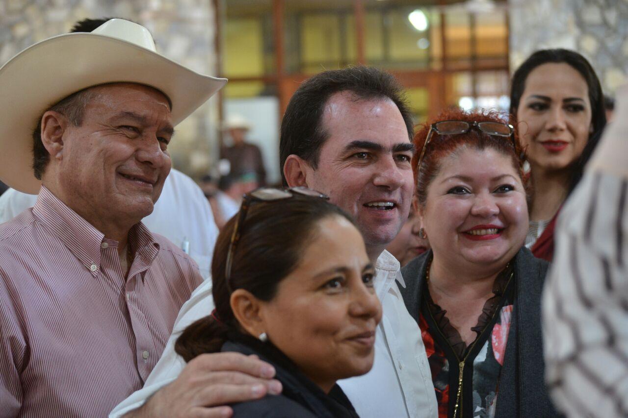 El norte de Veracruz será prioridad, empezando por Pánuco: Pepe