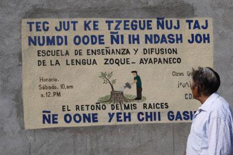 Ayapaneco, la lengua indígena que se niega a desaparecer