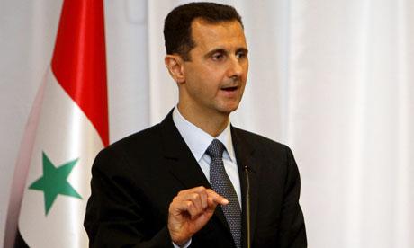 """Ataque de ayer contra Siria es parte de una """"Campaña de Mentiras"""" : Bashar Alabad"""