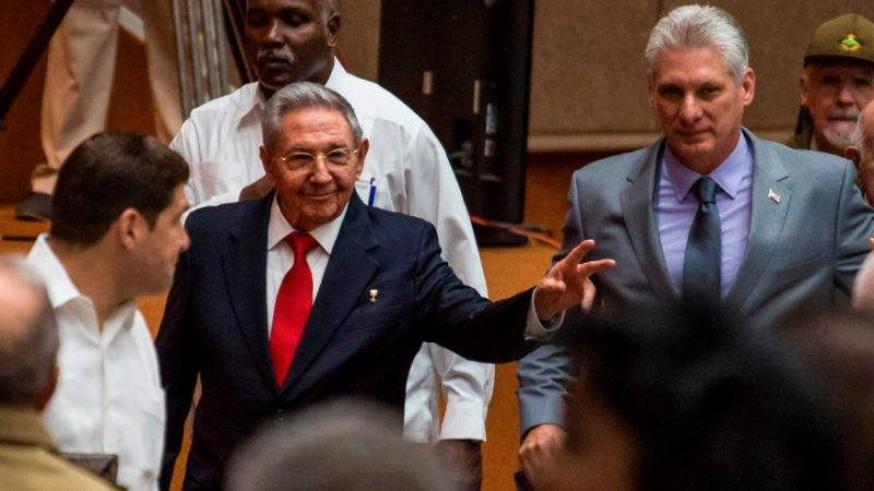 ¿Adiós al castrismo? Cuba elige a Miguel Díaz-Canel como nuevo presidente