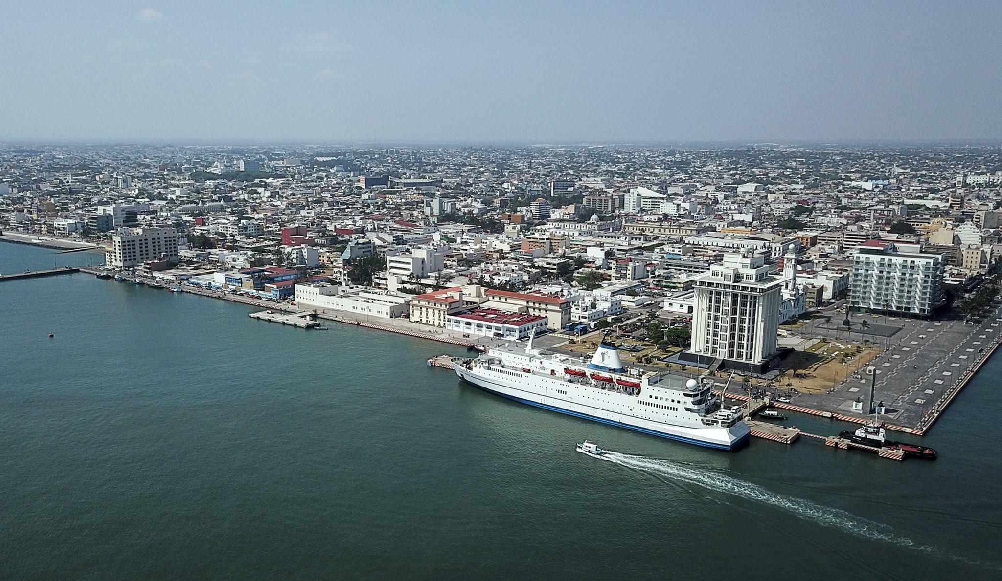 Logos Hope rompe tres récords en Veracruz y reabre sus puertas