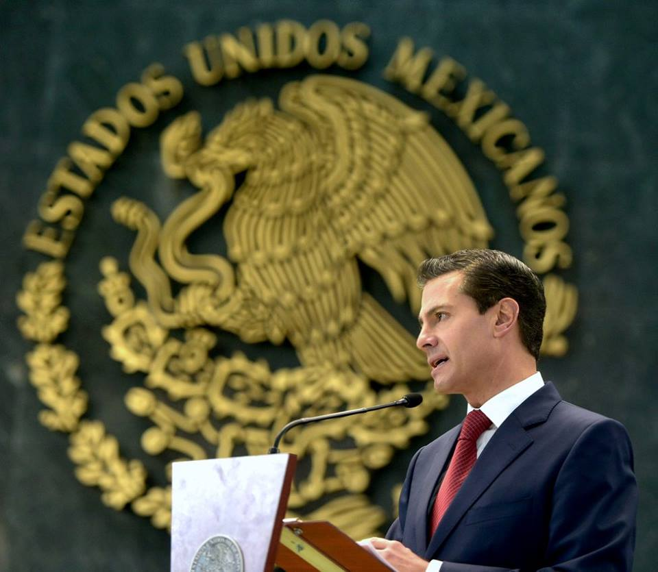 Deseo que México siga el rumbo de proyectar confianza: EPN
