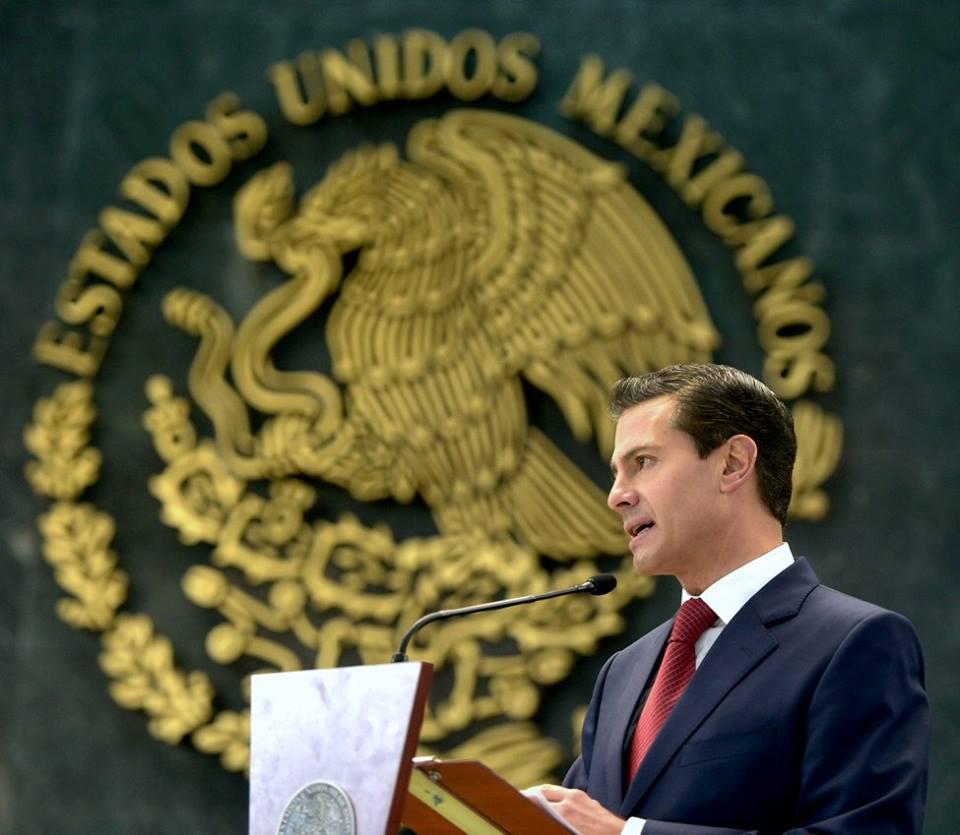 Deseo que México continúe el rumbo de proyectar confianza: EPN