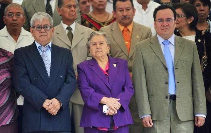 Acela Servín niega saqueo a reservas del IPE;