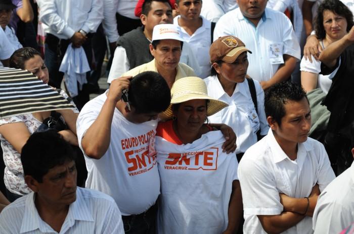 SEP paga a mil 893 comisionados del SNTE 102 millones de pesos