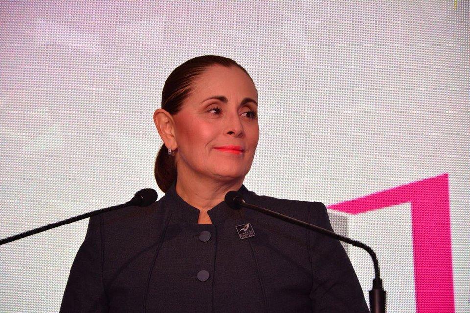 #DebateVeracruz: Sheridan ocupa 10 de 17 minutos en ataques