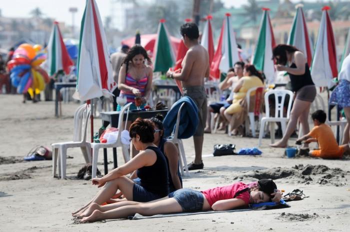 Veracruz, sin repunte en turismo extranjero