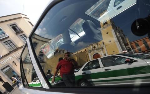 Crisis de choferes de taxi en la región Xalapa: Fotev