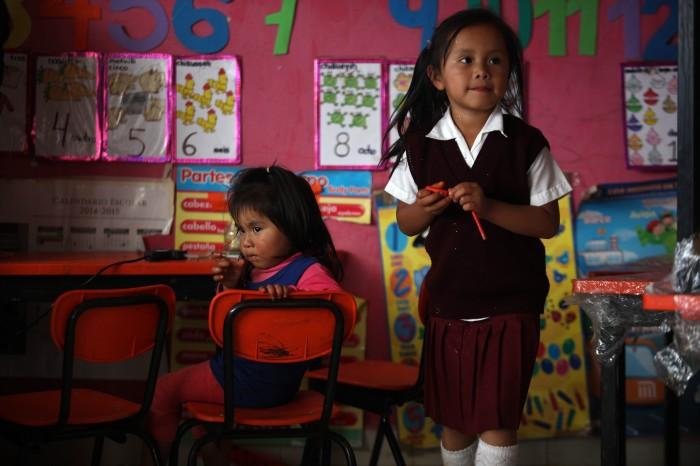 México, estancado en esperanza de estudios